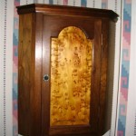 Early American style cabinet