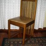 FLW desk chair