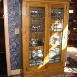 Frank Lloyd Wright china cabinet