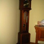 Mahogany Gradfather clock