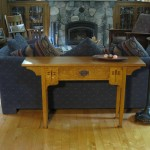 Dragonfly sofa table