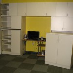 Institutional cabinets