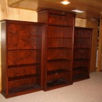 Cherry bookshelf