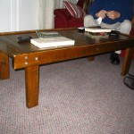 2x4 table that started it all