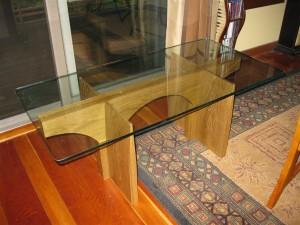 Water over the bridge coffee table $1195.00