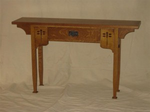 Dragonfly sofa table