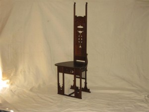 Reproduction Rohlf's dining chair