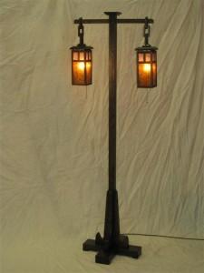 ADK Craftsman Lighting Mission floor lamp $1380.00
