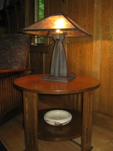 TL2 Mission Table lamp $405.00