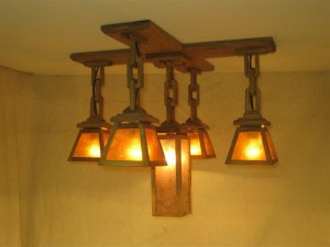 ADK Craftsman lighting 24x24x18 1/2