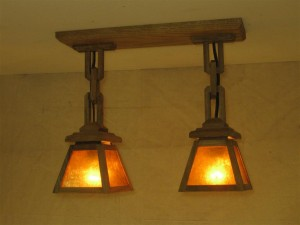 ADK Craftsman Lighting 5x15x13 $280.00
