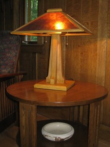 TL1 Prairie table lamp