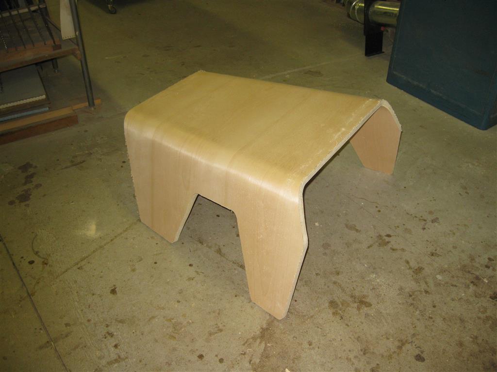 Custom Furniture And Fabrication 187 Bent Wood Laminations